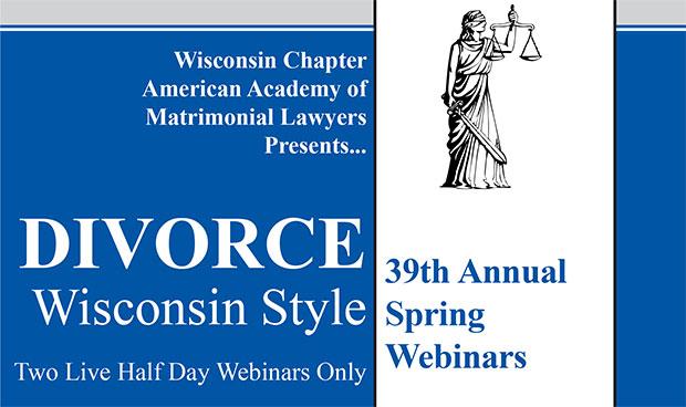 Divorce Wisconsin Style